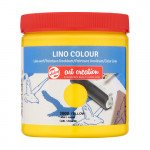 Lino Ink Yellow Colour 2000, 250 ml. Artcreation