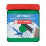 Lino Ink Green Colour 6001, 250 ml. Artcreation