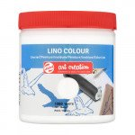 Lino Ink White Colour 1000, 250 ml. Artcreation