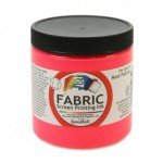 Fluor. Magenta Screen Printing Ink 236 ml. Speedball
