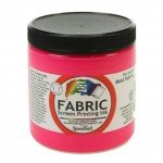Fluor. Hot Pink Screen Printing Ink 236 ml. Speedball