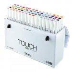 TOUCH TWIN 60 brush marker set A