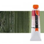 Water mixable oil colour Cobra Study colour olive green (40 ml)