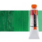 Water mixable oil colour Cobra Study colour dark green permanent (200 ml)