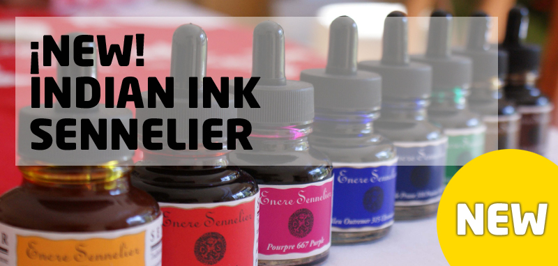 New Indian Ink Sennelier