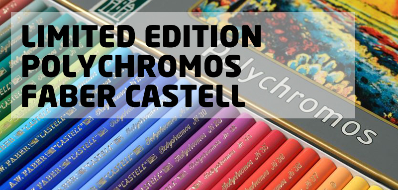 Limited Edition Polychromos Faber Castell