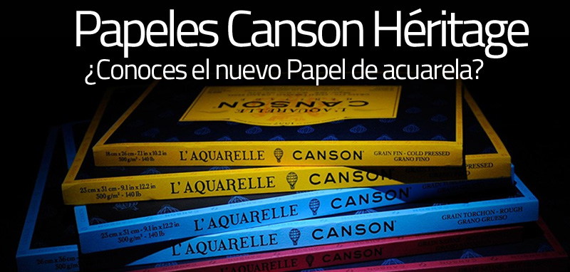 Canson Heritage Paper